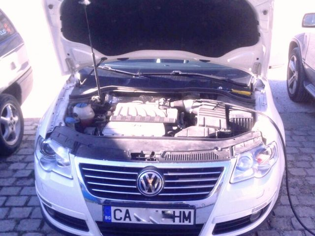 отпушване на бензинови инжектори на VW